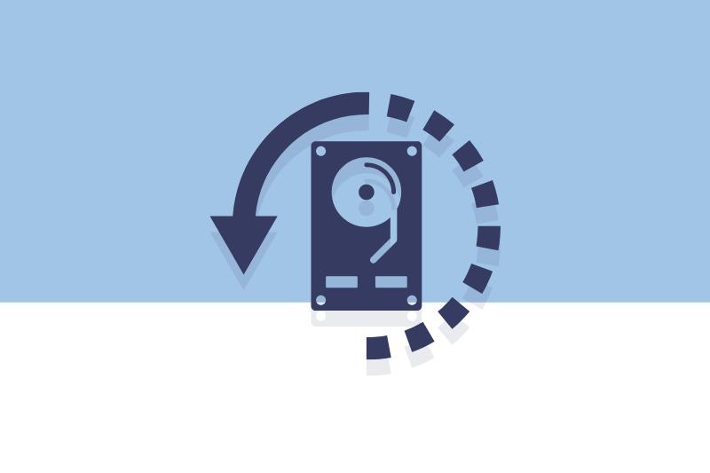 Recuperación de datos de disco duro externo paso a paso