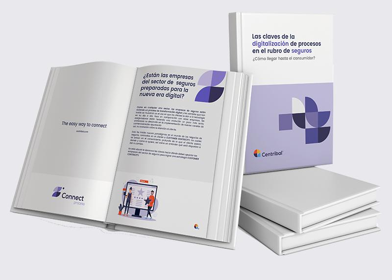 Las claves de la digitalización de procesos en el rubro de seguros