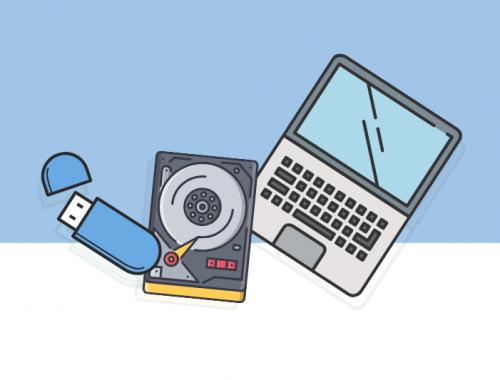 Tipos de recuperación de datos y archivos borrados en discos duros