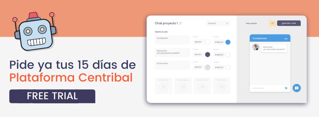 free trial plataforma centribal