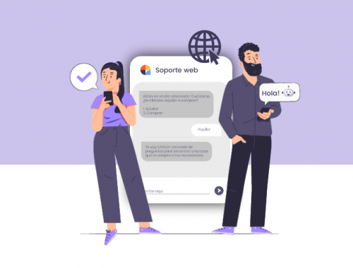 chatbot página web