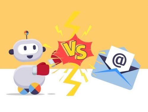 Chatbot vs Email Marketing