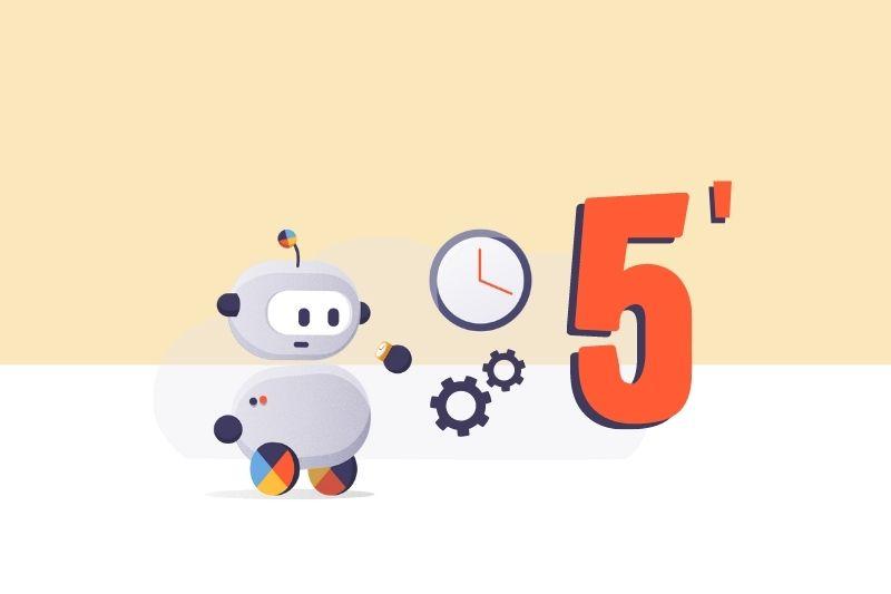 Cómo crear tu propio chatbot en 5 minutos