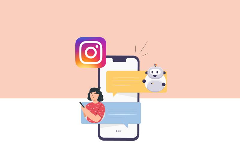 Respuestas automaticas en instagram