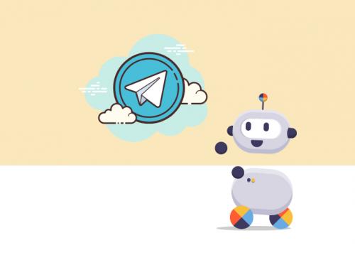 crear bot telegram